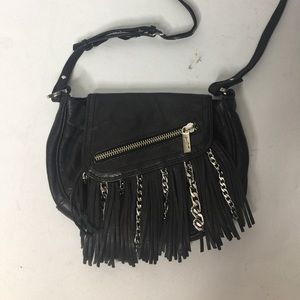 Junior Drake small crossbody black leather !!!